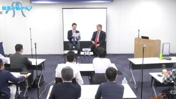 【第8回MBA交流会】 3.川越満氏と沼田編集長との対談&質疑応答