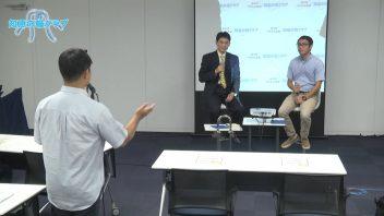 【第9回MBA交流会】 3.石橋先生と池上文尋氏との対談&質疑応答