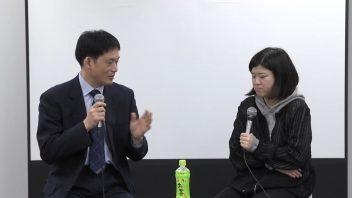 【第28回MBA交流会】 2.池上文尋氏と対談、Q&Aコーナー