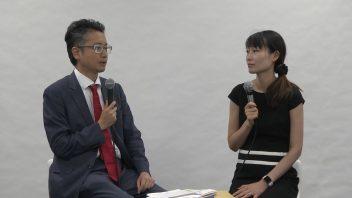 【第35回MBA交流会】 2.川越 満氏と対談、Q&Aコーナー