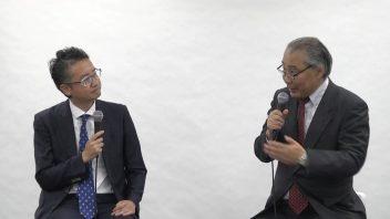 【第36回MBA交流会】 2.川越 満氏と対談、Q&Aコーナー